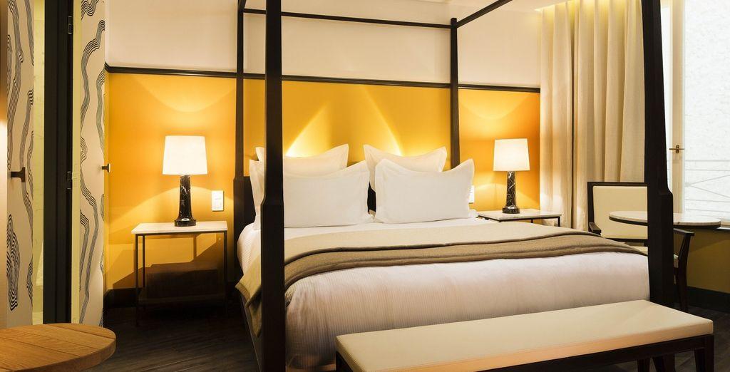 Hôtel haut de gamme en France