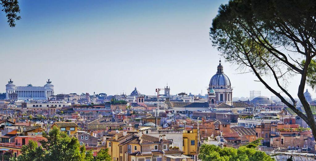 Rendez-vous à Rome !