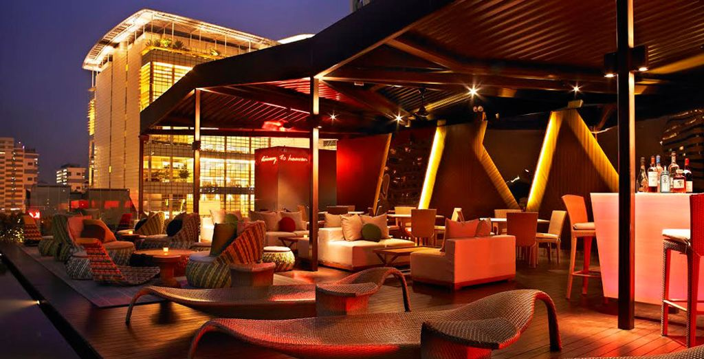 Naumi Hotel 5* avec Voyage Privé