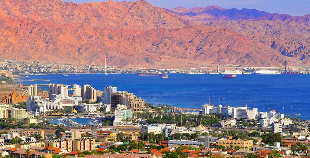 Ou partez à la découverte d'Eilat