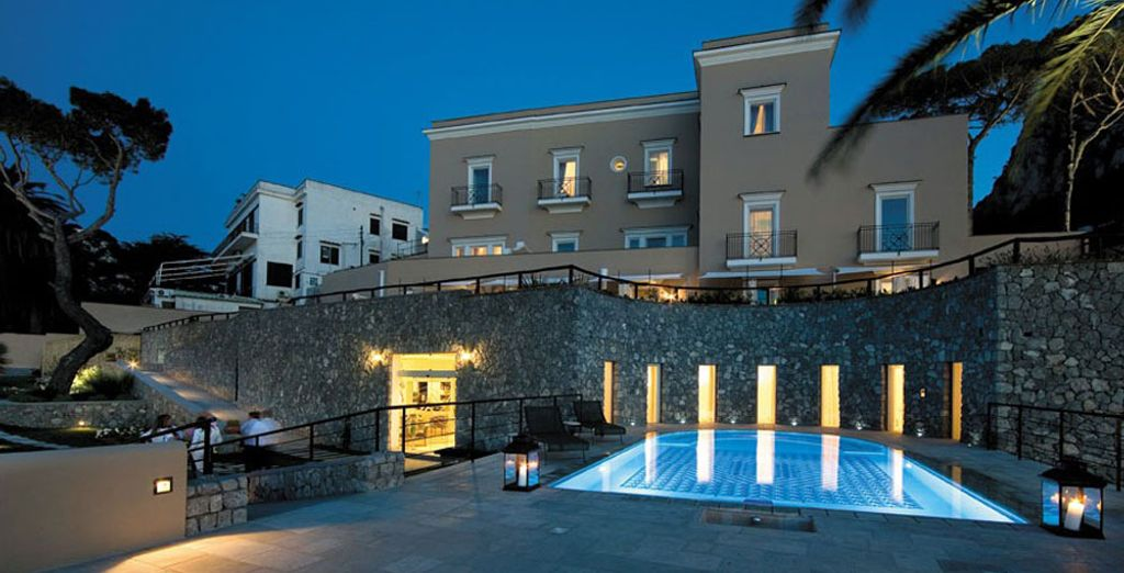 Villa Marina Hotel & Spa 5*