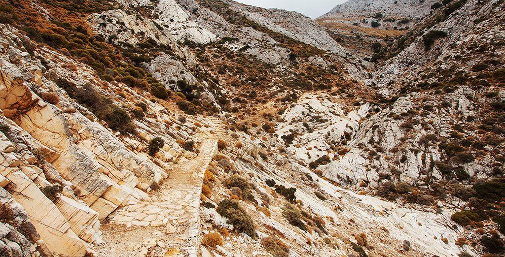 Et grimpez en haut du Mont Zeus !