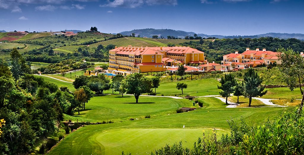 Bienvenue au Dolce Campo Real...