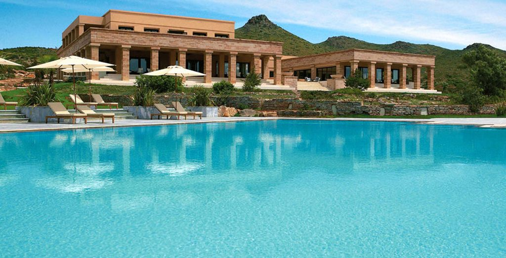 L'hôtel Cape Sounio Grecotel Exclusive Resort 5*
