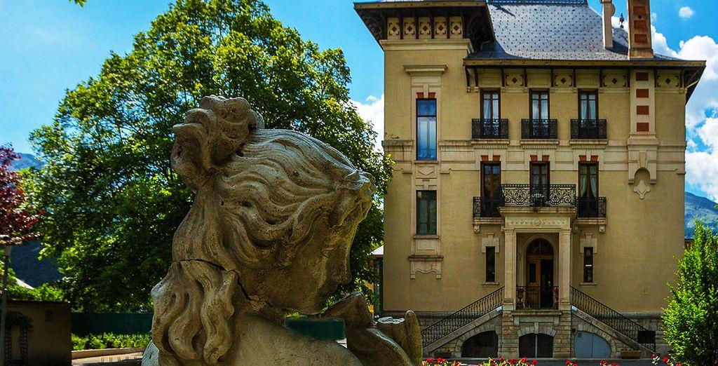 La Villa Morelia vous accueille
