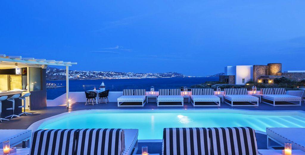 Hôtel Mykonos Princess 5*
