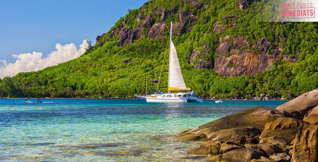 Venez découvrir quelques unes des plus belles îles du monde...