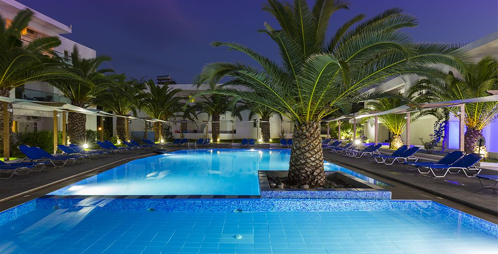 Le Rethymno Residence vous accueille