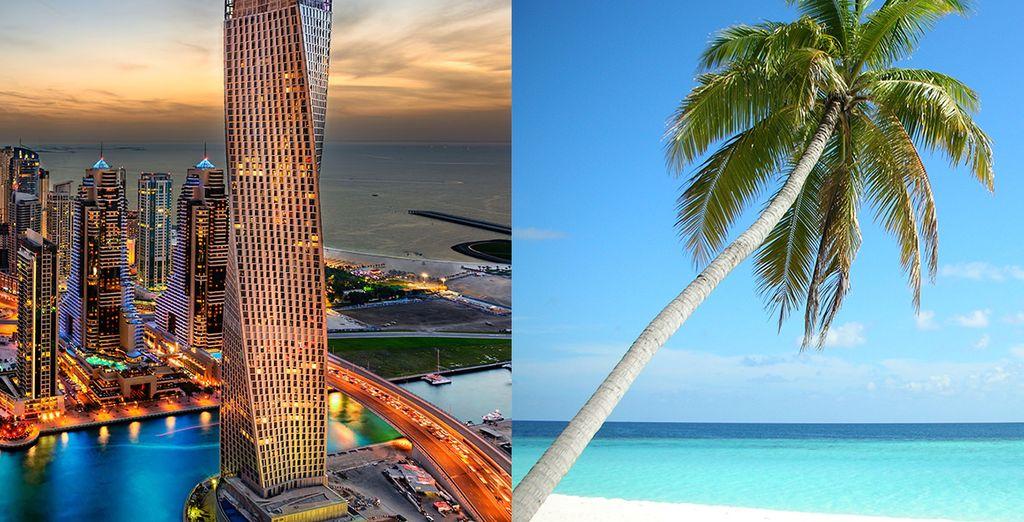 Combiné Dubaï – Maldives avec Voyage Privé