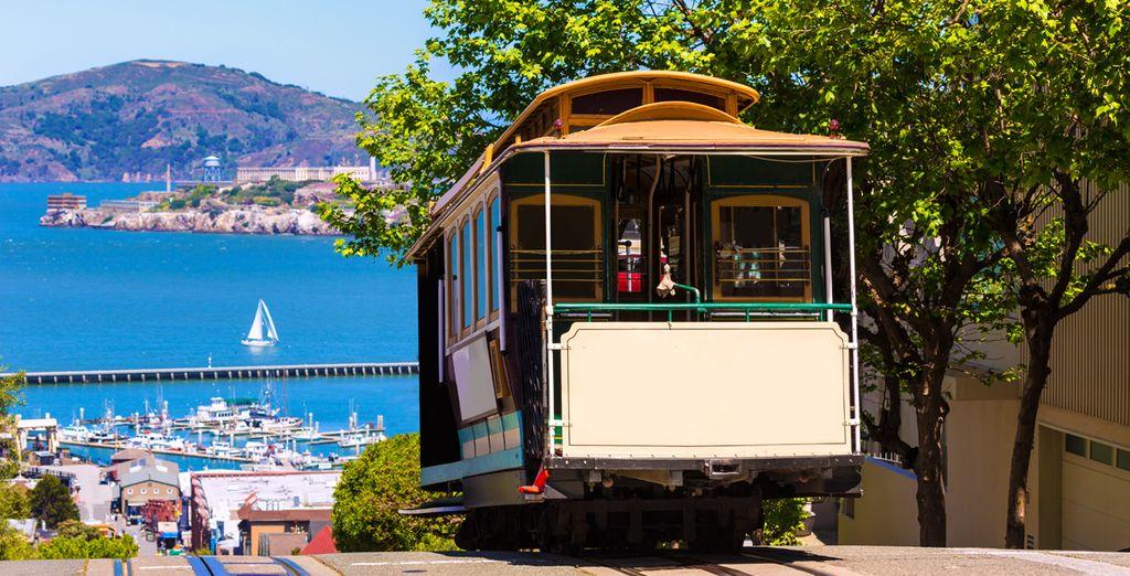 Et son célèbre tramway...