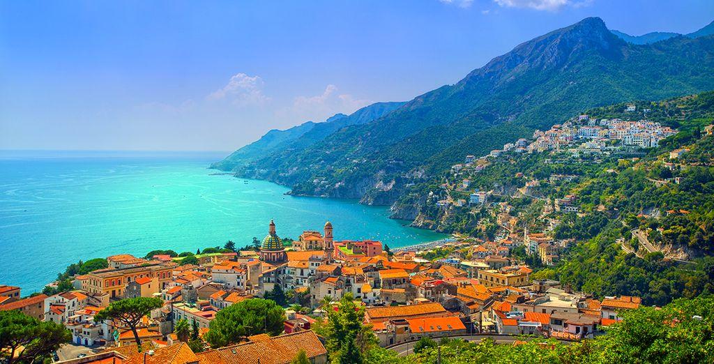 Bon séjour sur la Côte Amalfitaine !