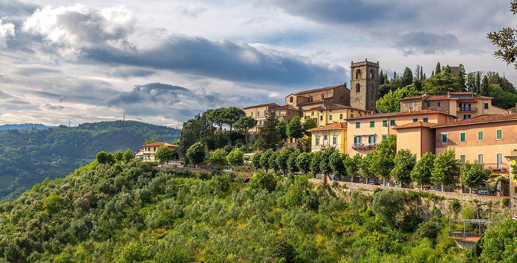 Ou encore Montecatini Terme