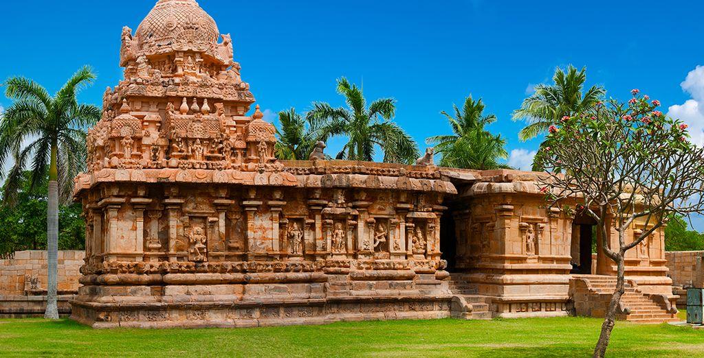 Le temps d'un voyage aux origines de l'Inde