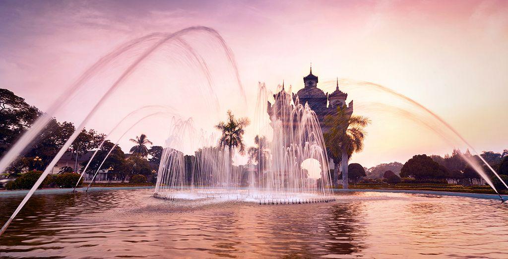Le Laos vous appelle !