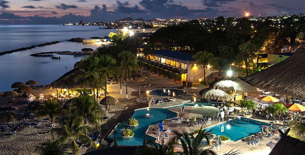 Passez de doux moments dans les Antilles néerlandaises !