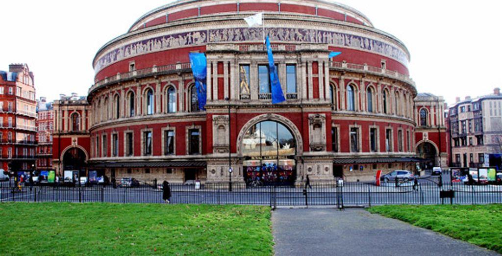 Le Royal Albert Hall