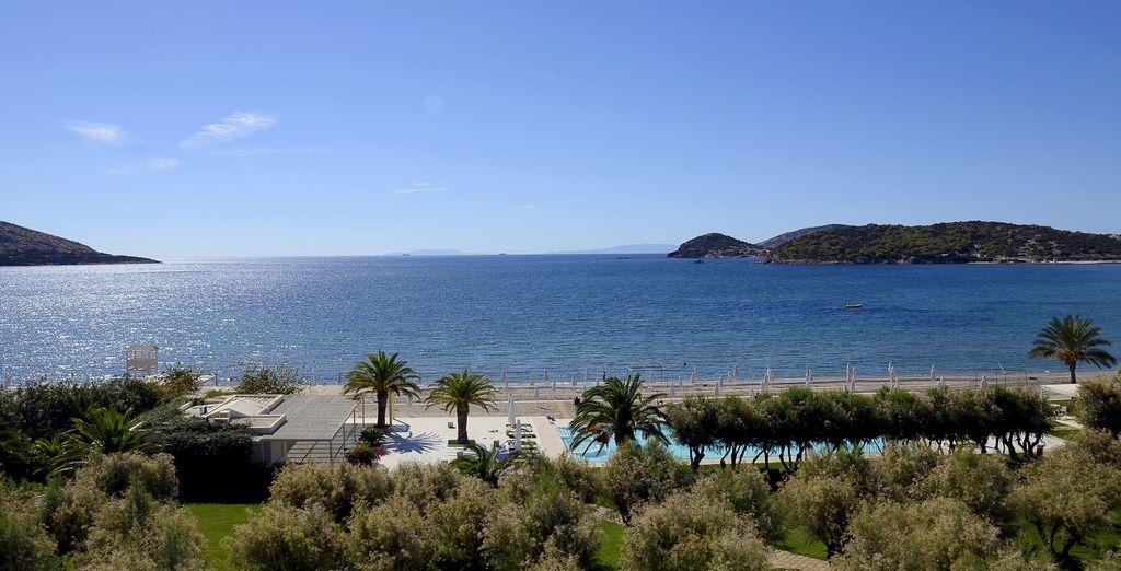 Bienvenue en Grèce !