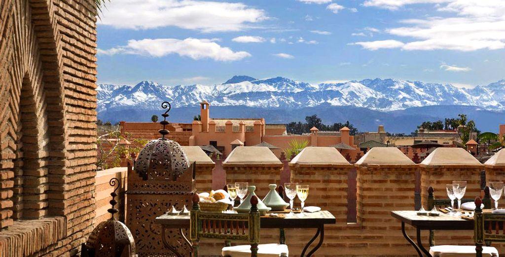 Offrez-vous un séjour inoubliable à Marrakech !