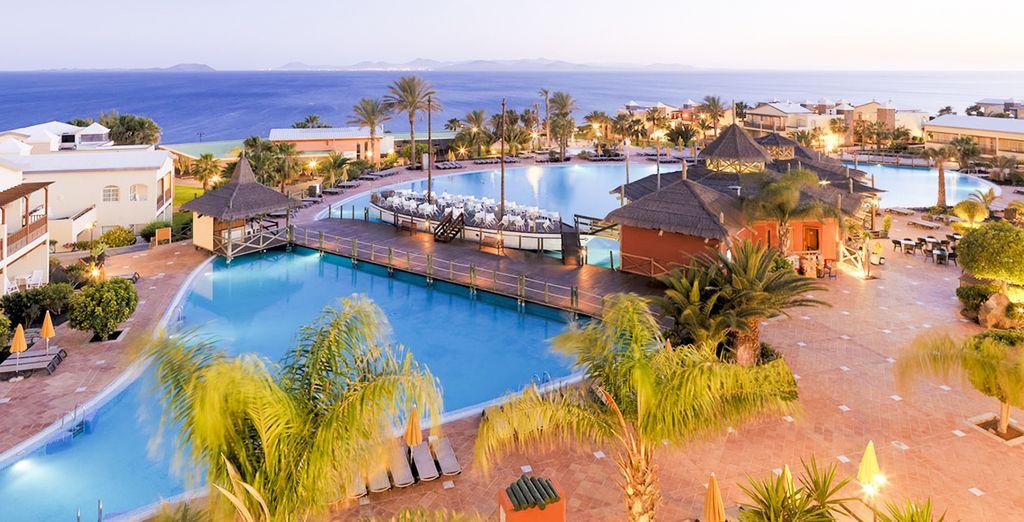 Une échappée belle au sud de Lanzarote, cela vous tente ? - H10 Rubicon Palace 5* Playa Blanca