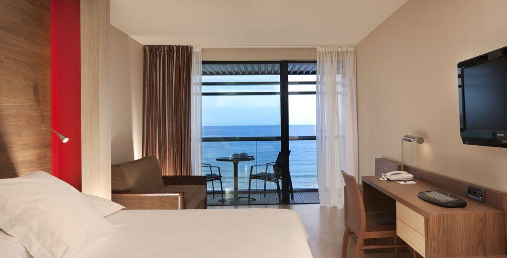 Hotel Saint Malo 4* près de la plage avec vue sur la mer