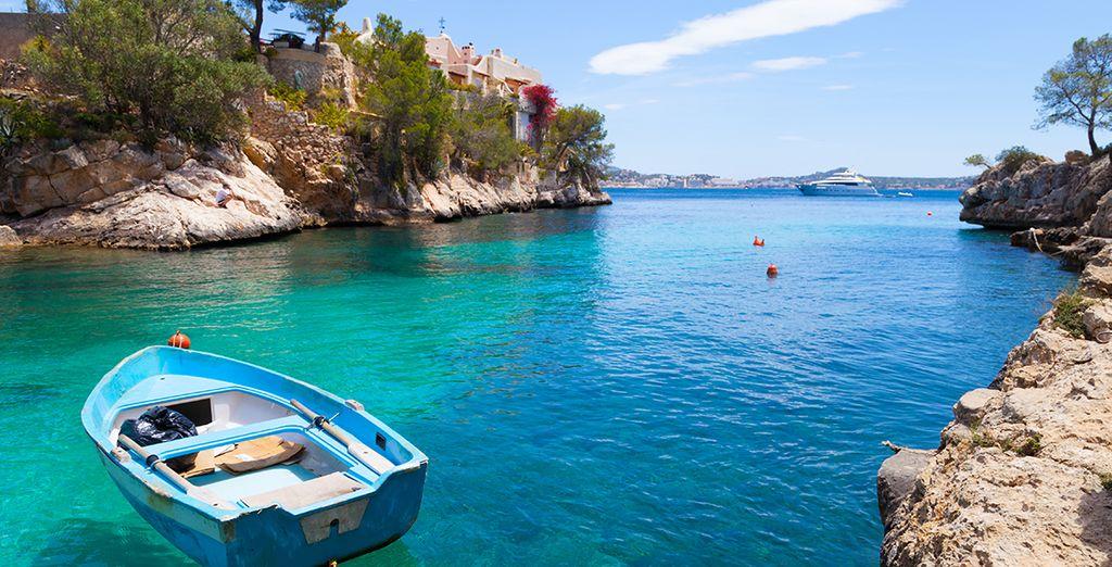 Bon séjour sur l'île de Majorque !