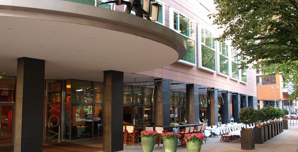 Poussez les portes du Grand Hyatt Berlin 5*
