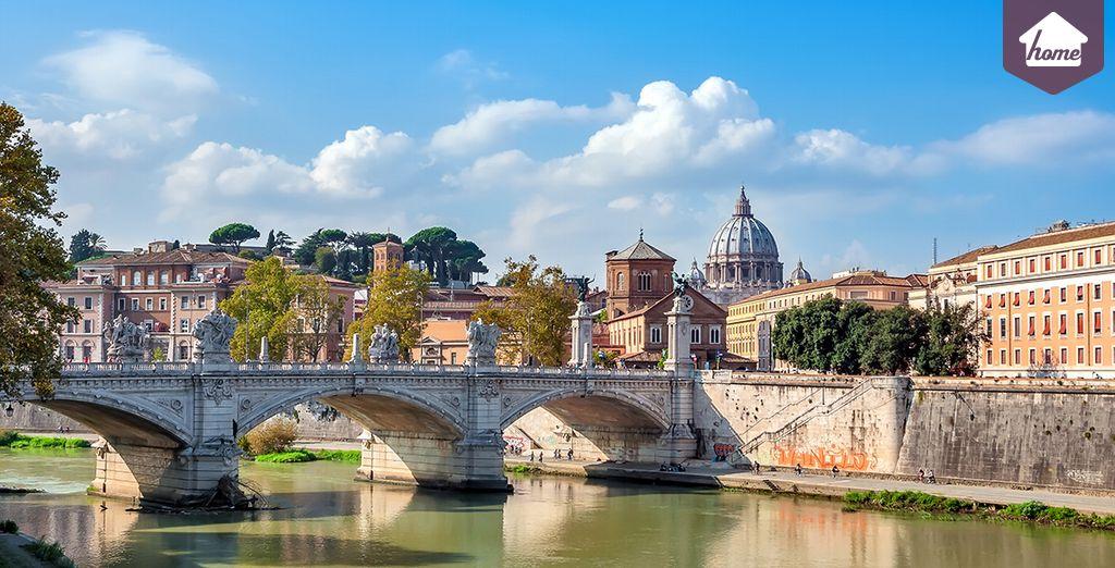 Bienvenue à Rome - Appartement 1 chambre pour 2 personnes Rome