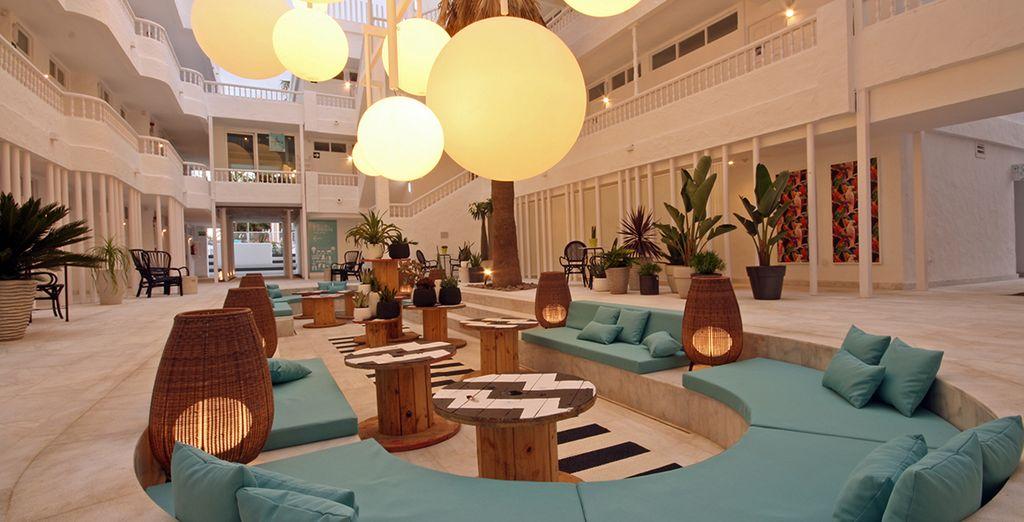 un hôtel entièrement rénové