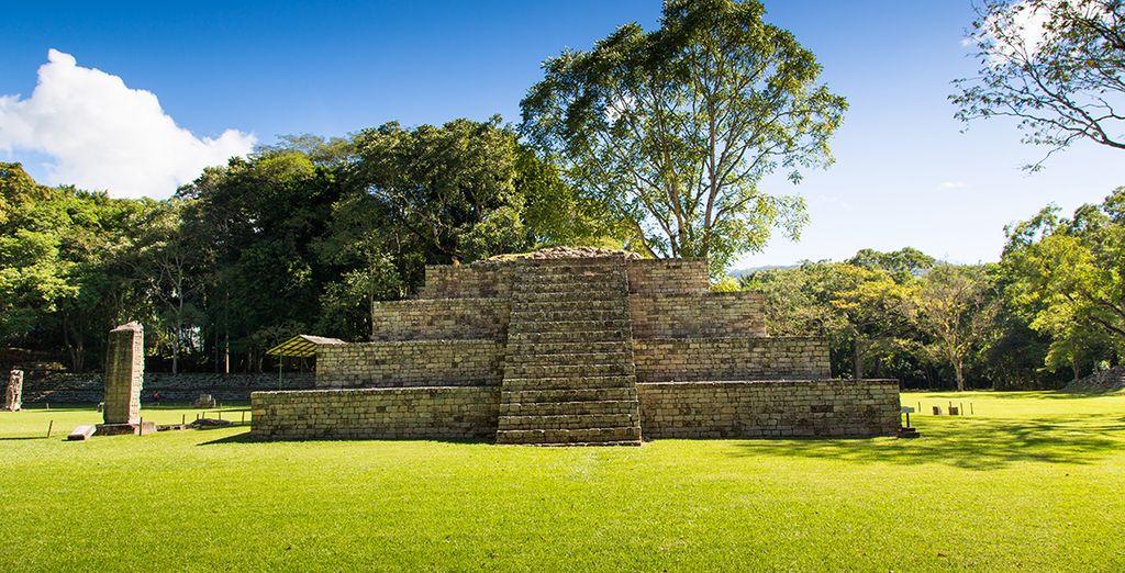 Partez à la découverte des basses terres en passant par le site de Copan au Honduras