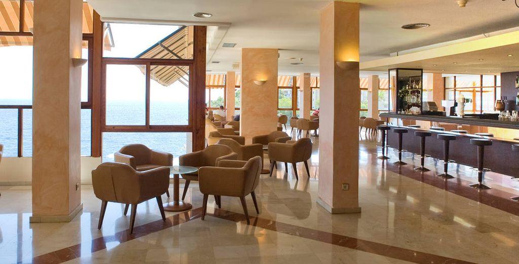 Vous passerez de doux moments dans votre hôtel, entre dépaysement et sérénité