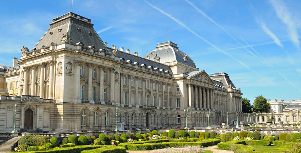 Étonnante capitale, Bruxelles s'offre à vous...