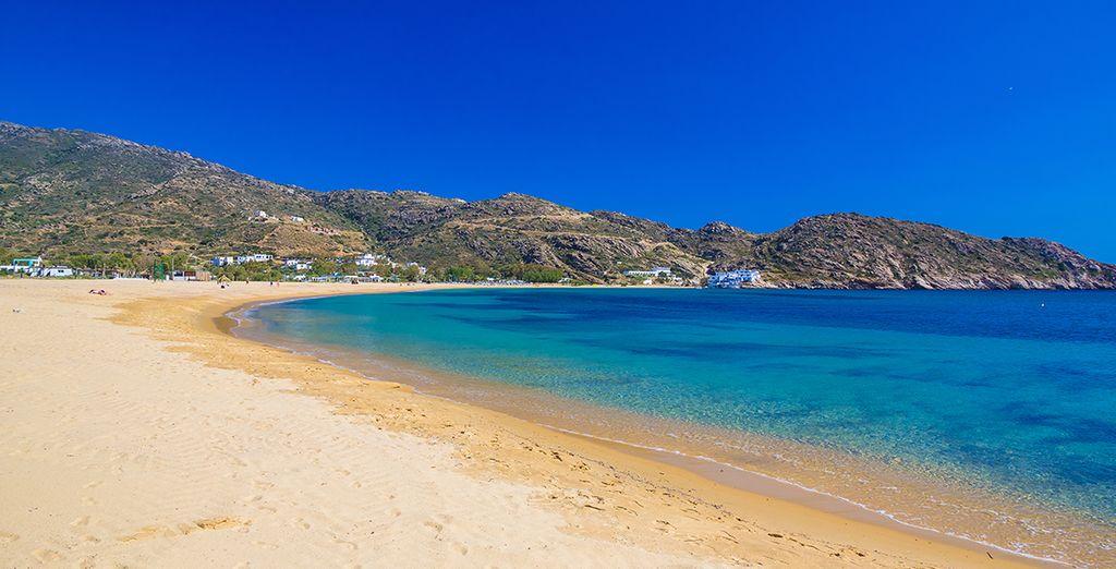 L'île d'Ios, la perle de la mer Egée