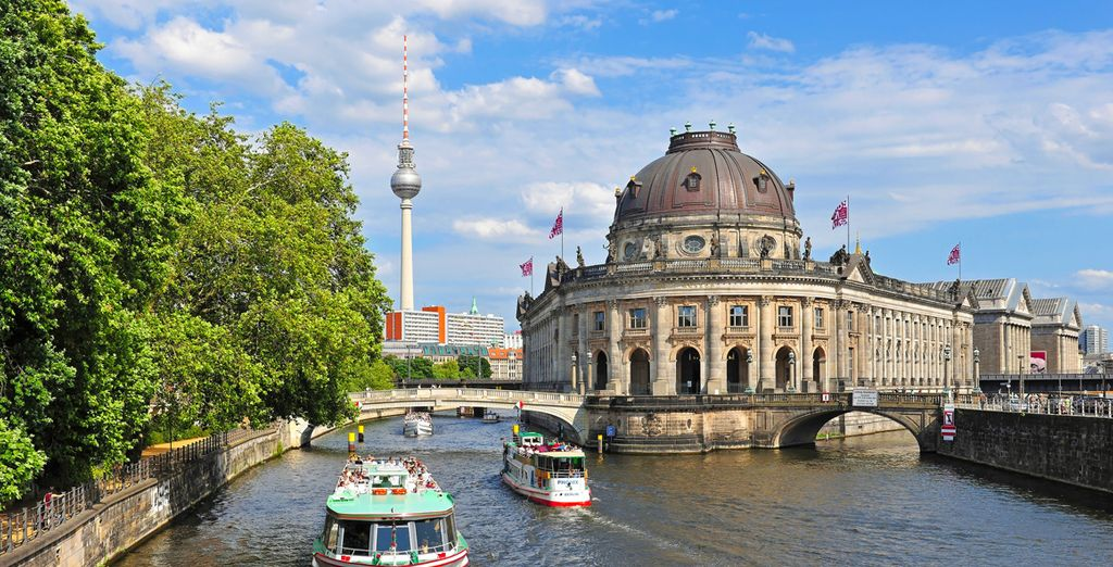 Envie d'une escapade berlinoise ?