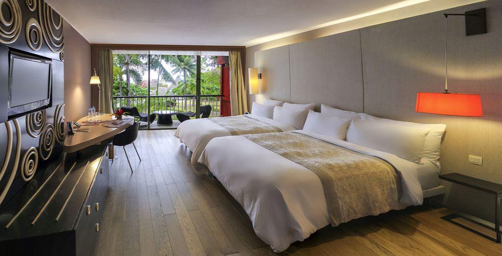 Combiné Tahiti et Bora Bora en hôtels 4* et 5*