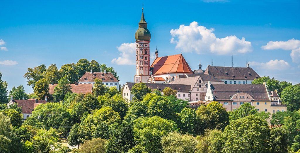 Vous ne voudrez plus quitter la Bavière !