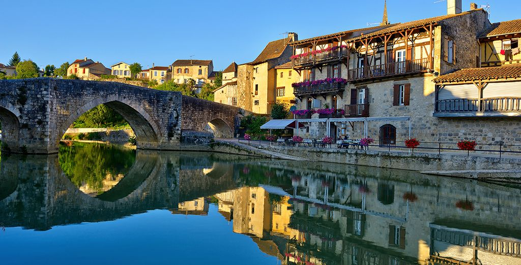 De même que la ravissante ville d'Agen !