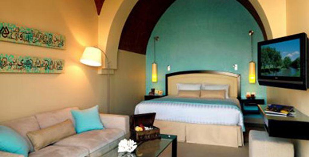 - The Cove Rotana Resort ***** - Ras Al Khaimah - Emirats arabes unis Ras Al Khaimah