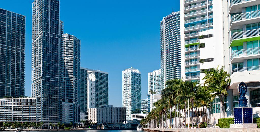 Choisissez de poursuivre votre séjour à Miami