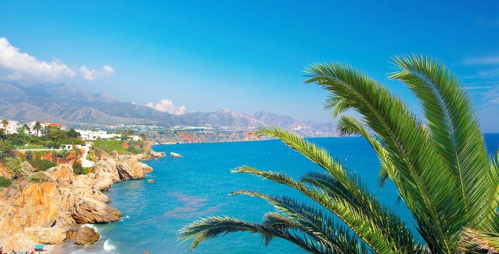 Pour commencer direction l'Espagne avec Malaga où règne la douceur de vivre andalouse
