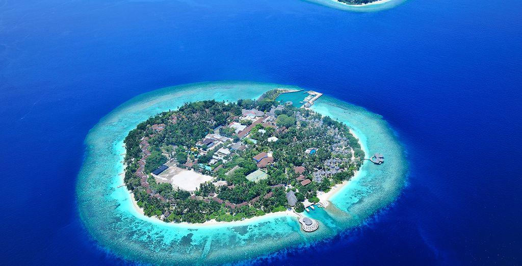 Envie de prolonger la magie ? Optez pour l'extension aux Maldives