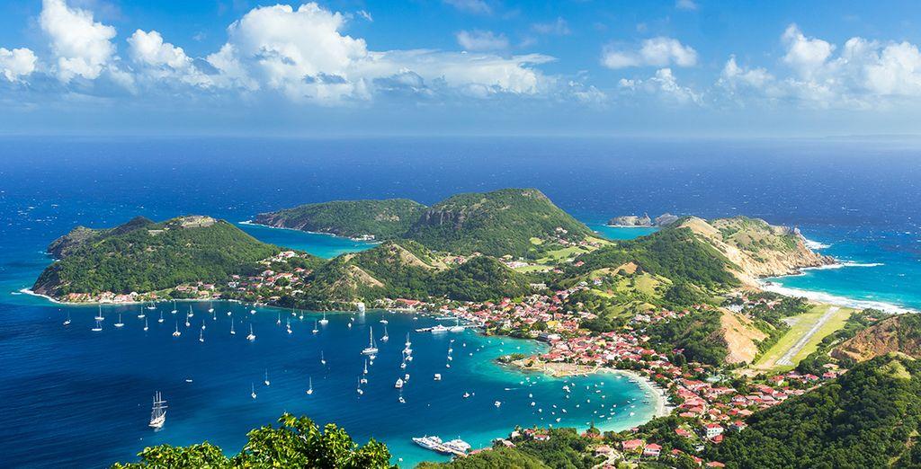 Si vous rêviez de découvrir la Guadeloupe... - Autotour Découverte de la Guadeloupe Deshaies