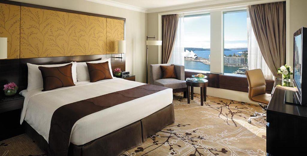Chambre totu confort à Sydney en Australie, à proximité de toutes activités
