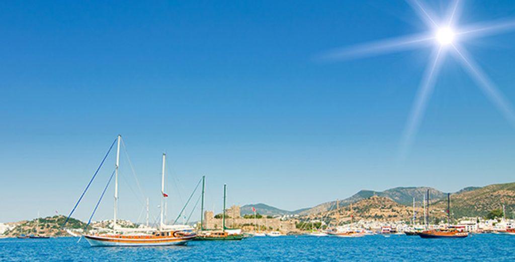 La Riviera turque - Cande Ora Village **** Bodrum