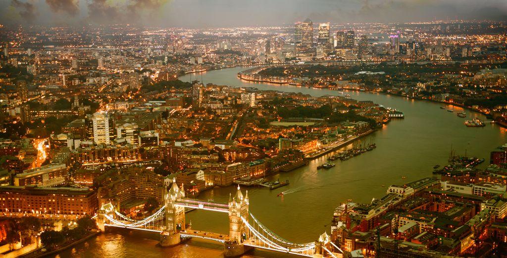 Bon séjour à Londres !