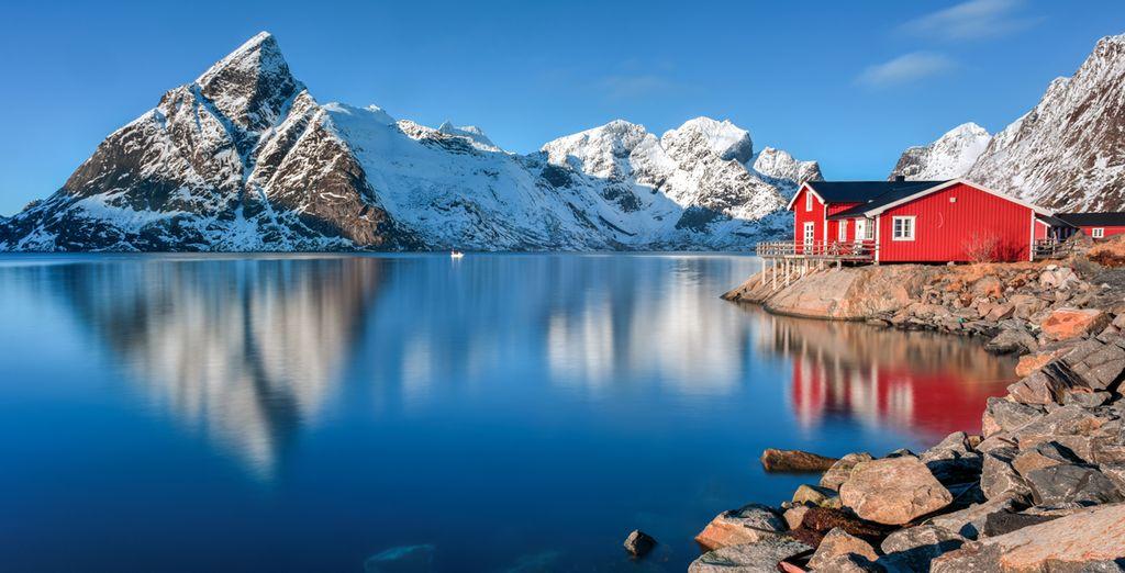 Découvrez la beauté de la Norvège avec les voyages pas cher de Voyage Privé
