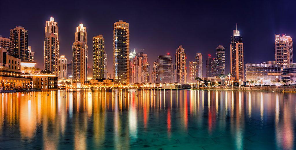 Avant de finir votre séjour en beauté à Dubaï... Suivez-nous !
