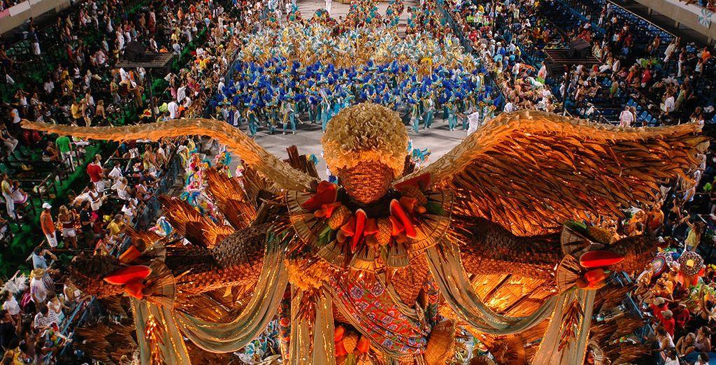 Vous allez assister à l'une des plus grandes fêtes du monde!