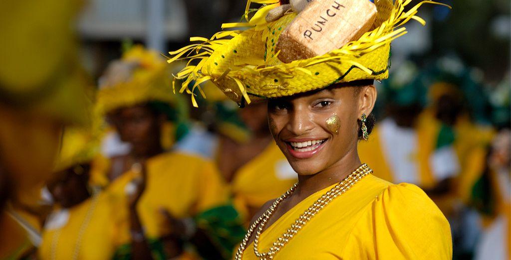 Partez faire la fête en Guadeloupe avec Voyage Privé
