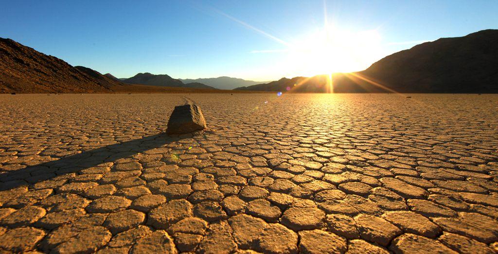 À la recherche de la Vallée de la Mort