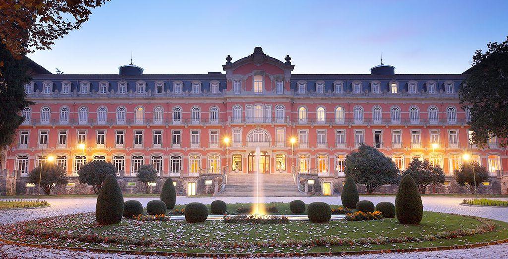 Offrez-vous un séjour d'exception dans un palais Belle Époque